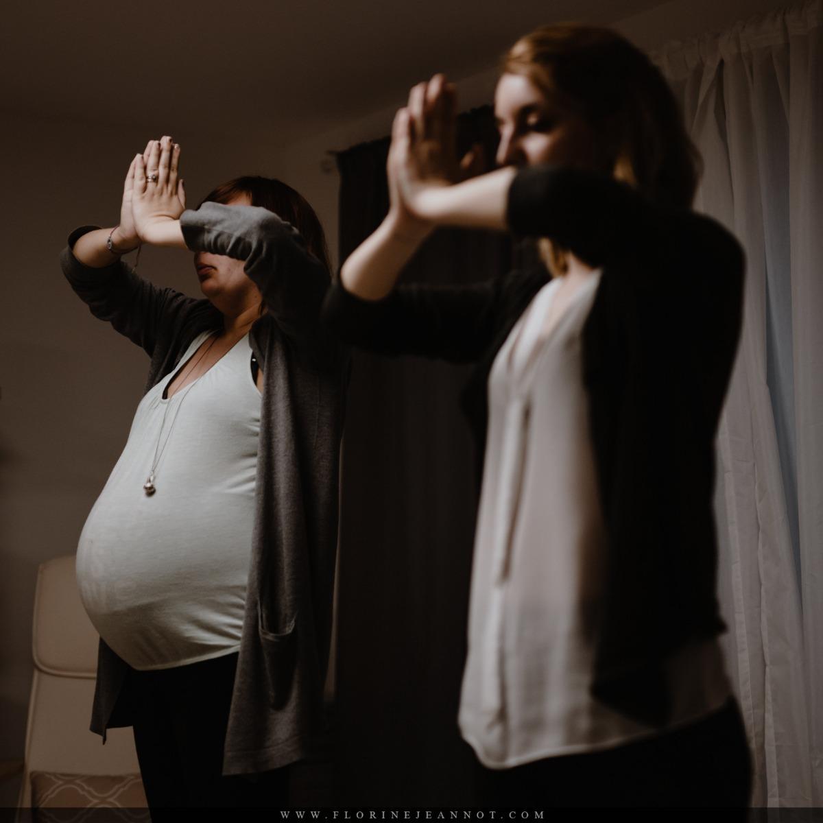 Une assistance à toutes les étapes de votre grossesse à Orange (84) | Oriane Jeannot